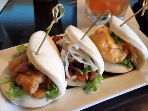 Stinky Buns from Anise Global Gastrobar in Tampa
