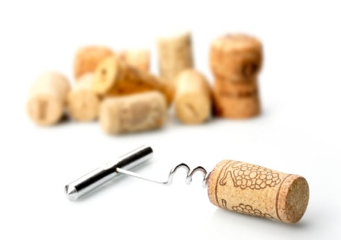 Tampa Bay Metro wine advice corkscrew and wine corks