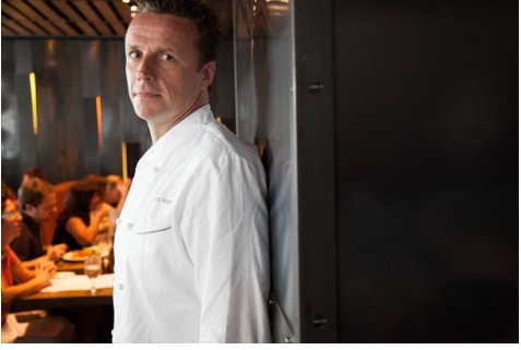 Celebrity Chef Marc Murphy will partner at the Seminole Hard Rock in Tampa
