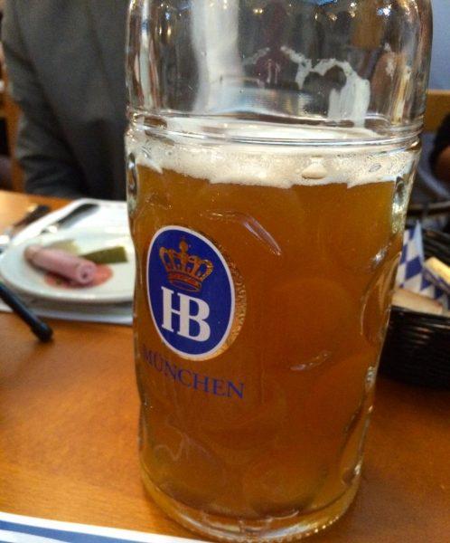 1.0 Liter HOFBRAU DraftOriginal