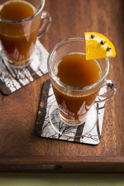 Fernet-Branca Apple Toddy photo by Lara Ferroni and recipe by the editors of imbibe