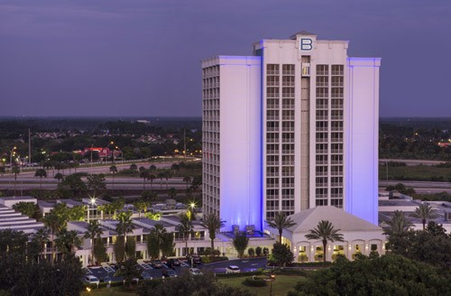 The Walt Disney World B Resort & Spa