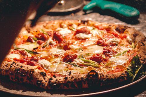 Ava Tampa Salsicca Pizze