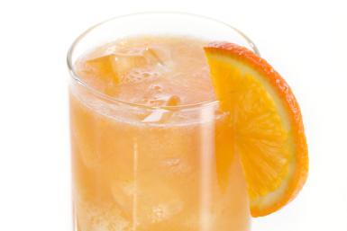 Stolen Idol Tiki cocktail